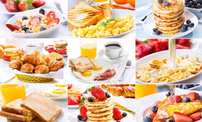 ארוחות בוקר מסביב לעולם